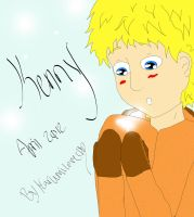 South Park - Kenny by HarumiLove4
