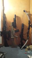 My New Arsenal by Marksman104