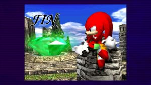 Knuckles' Ending by UKD-DAWG