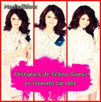 PhotoPack de Selena Gomez 001 by MeeL-Swagger