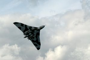 Avro Vulcan XH558, 3 by FurLined