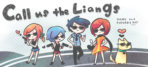 [Foxmi Style] Call Us The Liangs !! by Foxmi