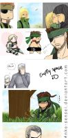 MGS_Sketches xD by Anko-sensei