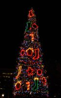 Tree of Lights by StephGabler