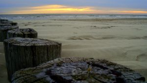 Ameland Sunset 2 by Misterooo