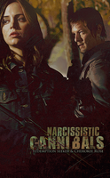 Narcissistic Cannibals: Faith and Daryl. by xsalvagex