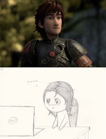 My Initial Reaction to the HTTYD 2 Teaser by PrincessOtaku778