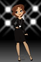 Deluxe Pin Up Maker- Singers: Tina Turner by fairyaya