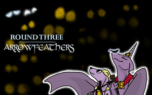 CM Rd3: Arrowfeathers- Cover by SnowTheWolf