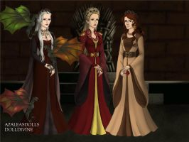 I Want To Be THE Queen. by BlackRoseOfSummer