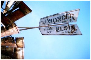 Wonder Elgin by damphyr