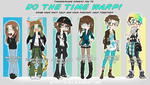 TIME WARP 2015 by Ai-Bee