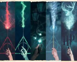 Harry potter fanart by Haripotta