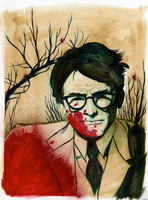 Gregory Peck by thetimo