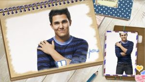 Carlos Pena by TwilighterJBSL