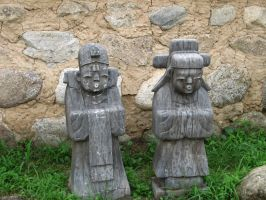 Statues by pallaza