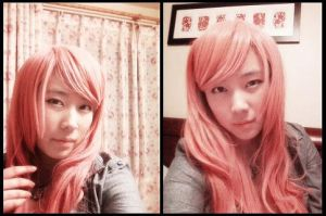 Luka wig by FreakyStrawberry