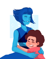 Lapis by TheOneAndOnly-M