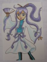 SketchCardCommission by chibimonkies