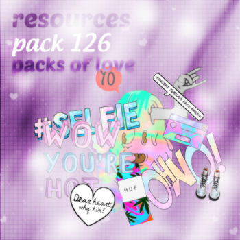 Resources Pack. #126 by DenizBas
