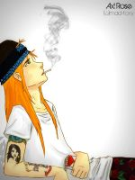 AT-Axl Rose by mad-foxy