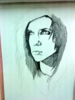WIP Andy Biersack by the-death-call