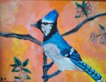 Blue Jay by JessicaAI