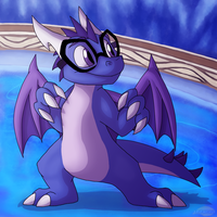 Dragon Hatchling: Cerny #47 by Lifefantasyx