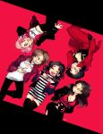 DxDxD SHINee Girls by Pulimcartoon