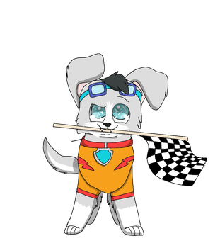 Sparky: commision by Puppehlove5