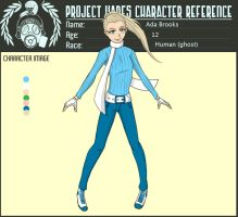 PHOCT Audition Reference: Ada Brooks by xTacitusx