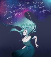 .:A Universe of Thoughts:. by dramtical-gay