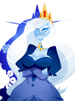 Ice queen by Onii-Onii