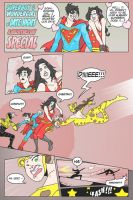 Superboy - Wondergirl Pg 1 by PlanetDann