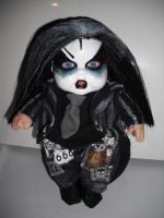 Baby Joey Jordison- 9' by thedollmaker