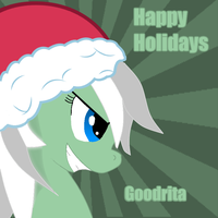 Happy holidays from Sprearmint by Goodrita