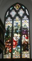 Denver Cathedral Window 24 by Falln-Stock