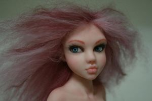 Doll - final closeup by alaskabody-dolls
