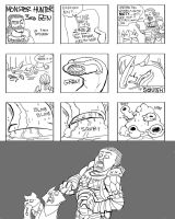 MH Comic by AMBONE105