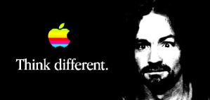 Think different. by casperofpuppets