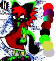 Real Jhon the Abyss Ref  Sheet by Thealmosthalfdead