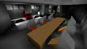 The FireBrand Stage 9: Mess hall/Galley by Dimcreaper