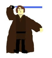Anakin jedi knight by Doctor-What-what