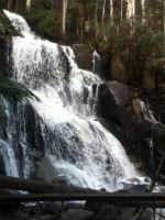 Awesome Sauce Waterfall by XxXNikkiColaXxX