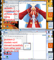 HELP 2 problems for mmd : RESOLVED by CaxceberXVI