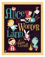 Alice in Wonderland by Montygog