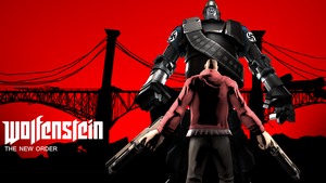 Wolfenstein: The New Order by Gt118