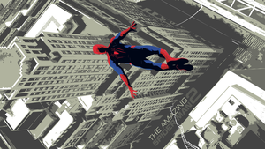 The Amazing Spider-Man 2 Mondo Fanfix Poster by ProfessorAdagio