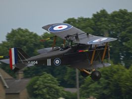 SE5 gets airbourne by davepphotographer