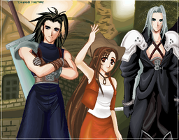 final fantasy 7 by ShingoTM